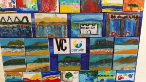 Open day - art on display